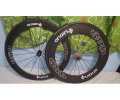 Origin8 Tubular Carbon Wheelset