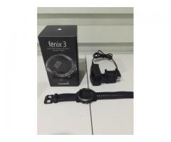 (SOLD) Garmin Fenix 3 &(SOLD) Garmin 910XT
