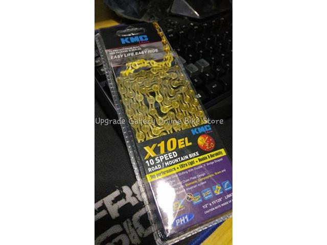 For Sale Brand New KMC 10 speed EL chain SOLD