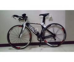 SOLD Tri Bike Ceepo 2012 Katana