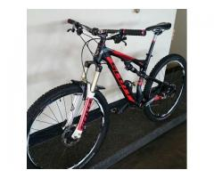 Scott Spark 2015 MTB Full Suspension Bike