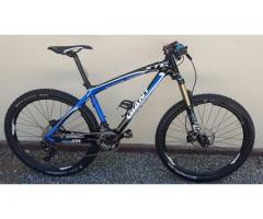 Carbon Giant XTC 27.5 2x11 speed