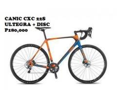 ktm cyclo cross canic road bike
