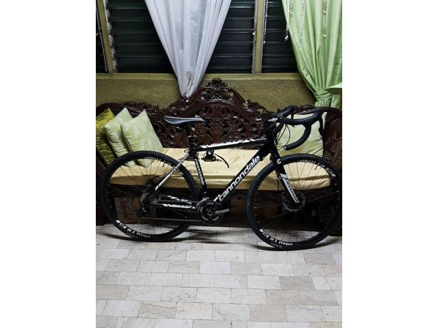 (SOLD) Cannondale CAADX 105 Disc