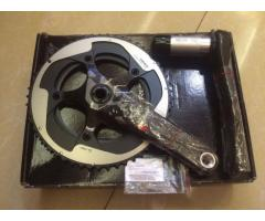 brandnew sram force 22 crank w/o bb