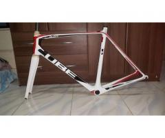 CUBE CARBON fork and frame only
