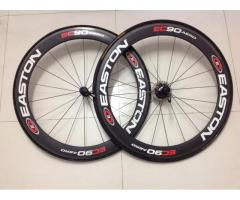 For sale: Easton EC90 Aero55 Tubular wheelset 2013