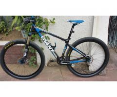 GIANT XTC ADVANCE O CARBON 29er