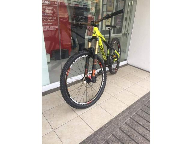 2016 Commencal Meta HT AM 27.5