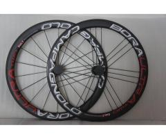 Campagnolo Bora 50mm Full Carbon Wheelset Clincher 11 speed