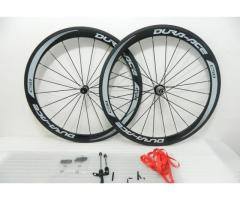 Dura ace C50mm Full Carbon Wheelset Clincher 11 speed