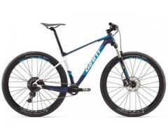 Giant XTC Advanced 29er 3 Mountain Bike 2017