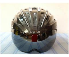 Casco Speedster Air with Smoke Visor