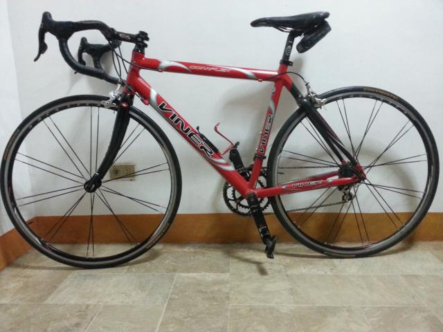 VINER ROAD BIKE - CAPAS  TARLAC
