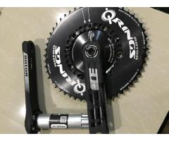 Rare 160mm Rotor In Power Crankset