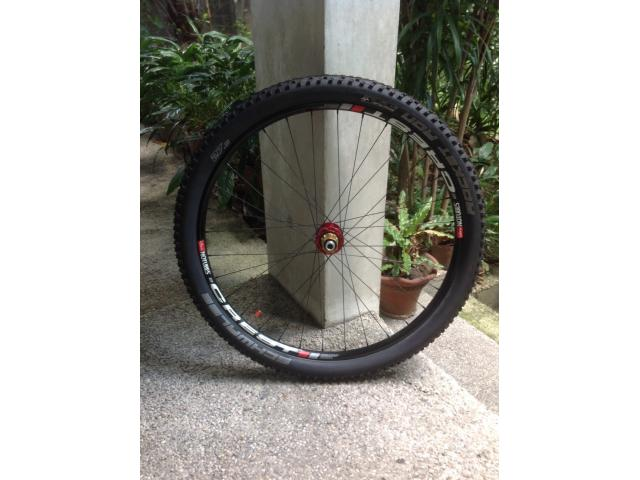 ZTR Crest 27.5 Wheels with Hope Pro 2 Evo