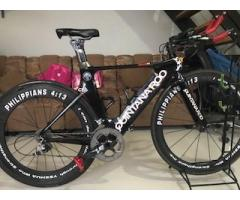 SOLD!!!Quintana Roo TriBike