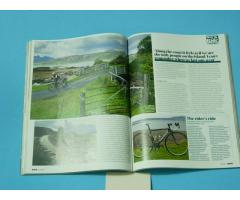CYCLIST CYCLING MAGAZINE FOR THE ROAD JULY 2014 ISSUE