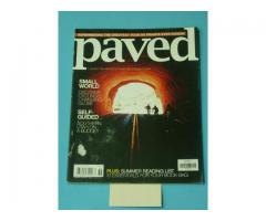 PAVED CYCLING MAGAZINES 2012 (3 ISSUES)