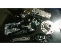 SLX and Deore parts