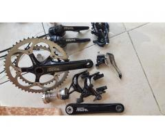 SRAM Rival Groupset (sold)