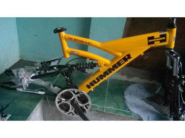 Hummer Full Suspension MTB