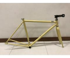 State Bicycle Co. Cromo Track Frameset