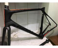 2017 GIANT TCR ADVANCED PRO FRAMESET