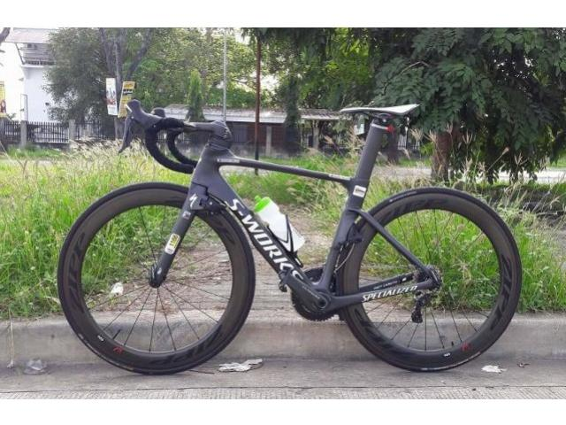 Sworks Vias Frameset 11 speed