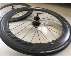 Authentic Zipp 404 Firecrest black