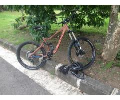 (SOLD) 09 GIANT MTB
