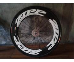 Carbon clincher PAIR (FRONT &  REAR)