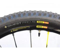 MAVIC QUEST AND CLAW TYRES