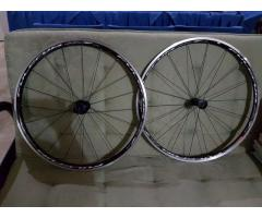 Campy & Fulcrum Road Wheelsets 700C