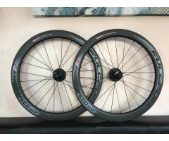 Full Carbon Discbrake Wheelset