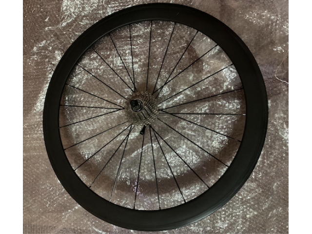 SOLD- Carbon wheelset