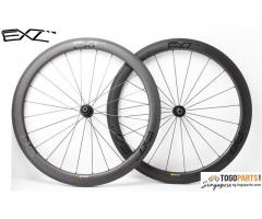EXtremeLight DT 240 EXP Hubs Carbon Wheels